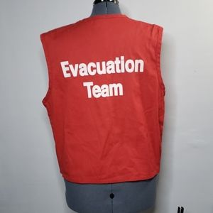 $2 bundled - Evacuation Team Vest